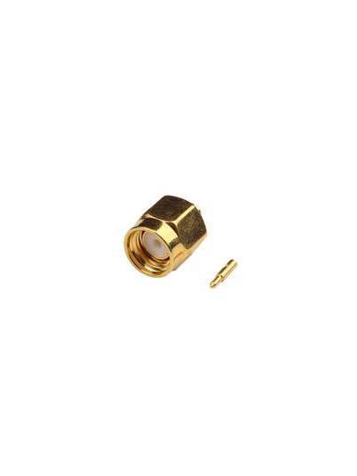 SMA MALE STRAIGHT SEMI RIGID Connector