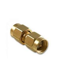 SA6707 SMA Male to SMA Male Barrel RF Connector Adapter