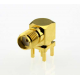 SMA Female PCB Mount Right Angle RF Connector