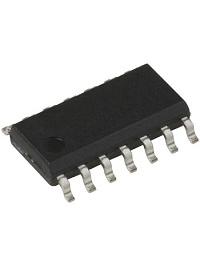 IN74AC14D Hex Schmitt-Trigger Inverter